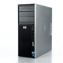 HP Z400 Workstation Xeon W3680 8GB 500GB With 128GB SSD Intel Stock Desktop Computer